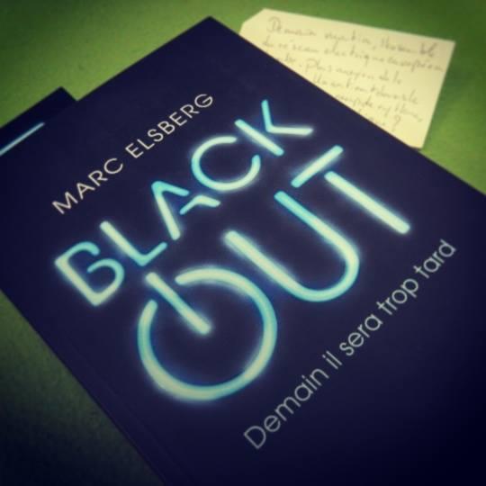 Black out de marc elsberg demain l 39 lectricit n 39 existe plus librairie au temps lire - Magasin metro lomme ...