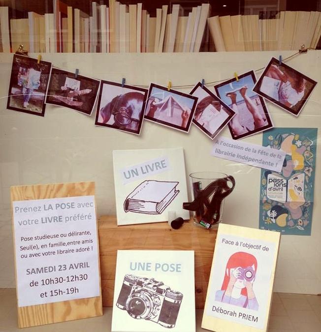 Evénement «Un Livre, Une Pose» et rencontre avec Bernard Leconte