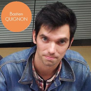 Bastien Quignon sera présent au Salon du Livre Jeunesse de Sainte Odile - Lambersart