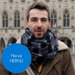 Hervé Hernu sera présent au Salon du Livre Jeunesse de Sainte Odile - Lambersart