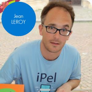 Jean Leroy sera présent au Salon du Livre Jeunesse de Sainte Odile