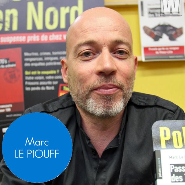 Marc Le Piouff sera présent au Salon du Livre Jeunesse de Sainte Odile - Lambersart