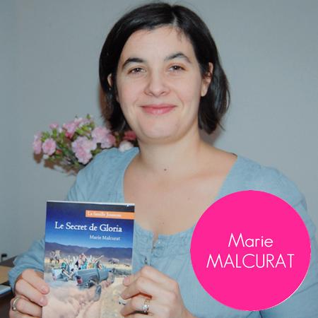 Marie Malcurat sera présente au Salon du Livre Jeunesse de Sainte Odile - Lambersart