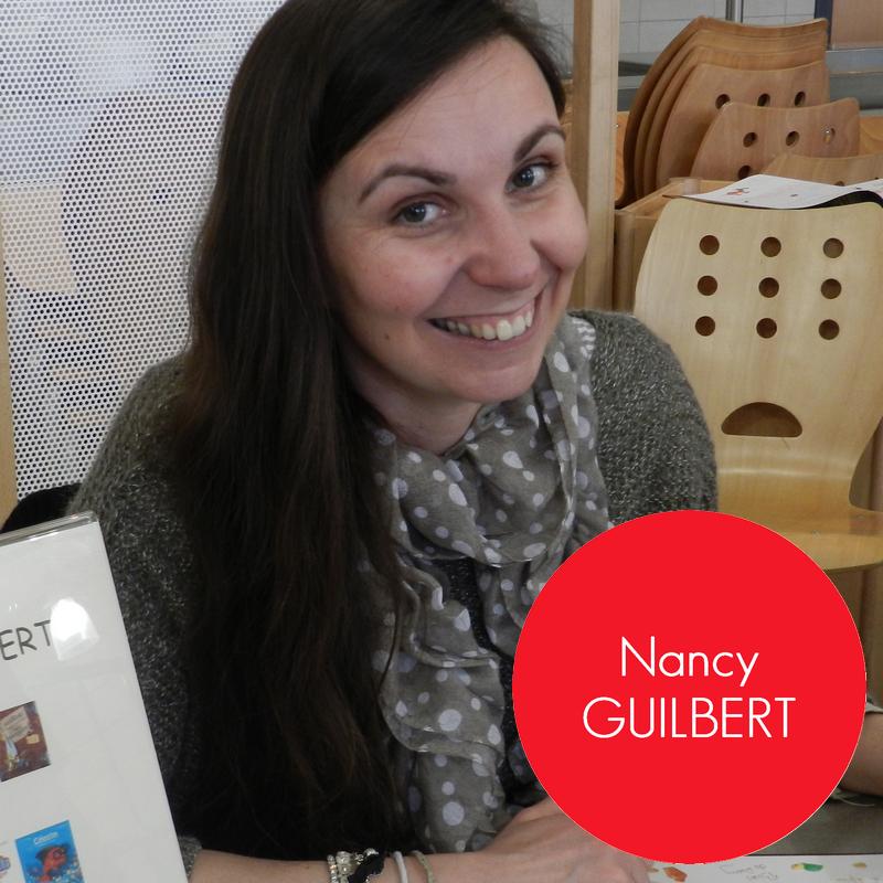 Nancy Guilbert sera présente au Salon du Livre Jeunesse de Sainte Odile - Lambersart