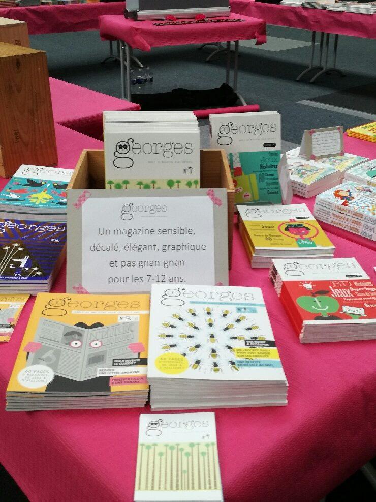 Souvenirs du salon du livre jeunesse de lambersart du - Salon livre jeunesse ...