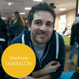 Stéphane Tamaillon sera présent au Salon du Livre Jeunesse de Sainte Odile - Lambersart