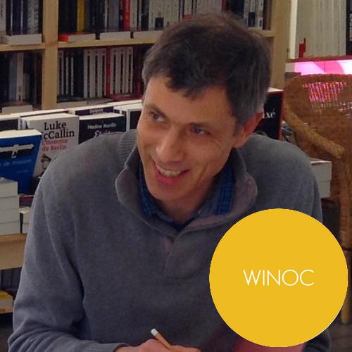 Winoc sera présent au Salon du Livre Jeunesse de Sainte Odile - Lambersart