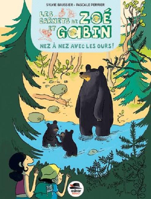 Les carnets de Zoé et Gabin de Sylvie Baussier et Pascale Perrier chez Oskar Editions