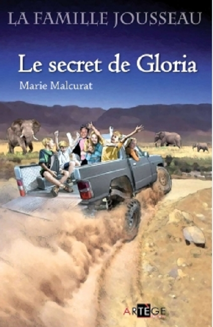 Le secret de gloria de Marie Malcurat chez Artège