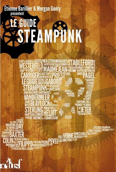 Le guide steampunk d'Arthur Morgan chez Actusf