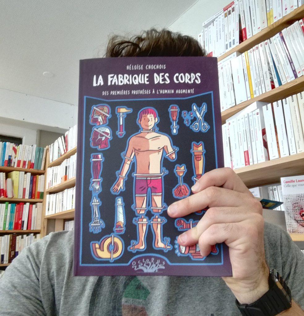La Fabrique des Corps d'Héloïse Chochois