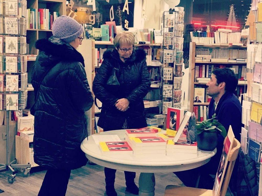 Souvenirs de la rencontre avec Alexis Ragougneau publié aux éditions Viviane Hamy