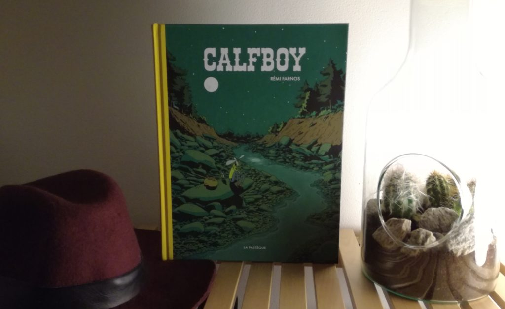 Calfboy Rémi Farnos