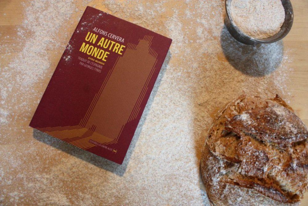 UN AUTRE MONDE, Alfons Cervera, éditions La Contre-Allée