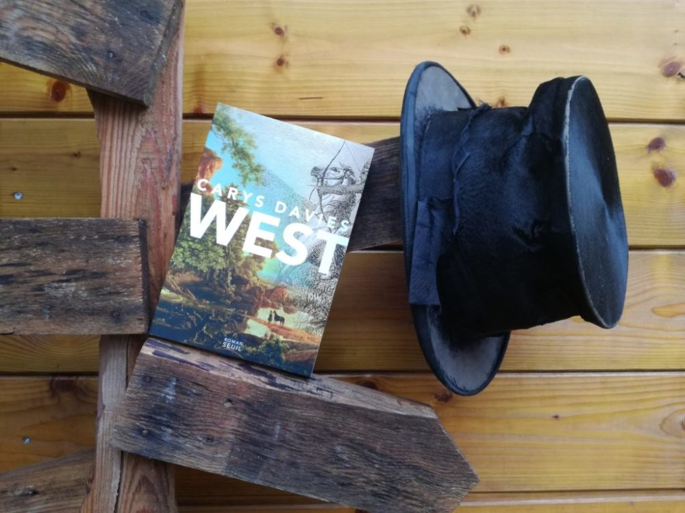 WEST, Carys Davies, éditions Seuil