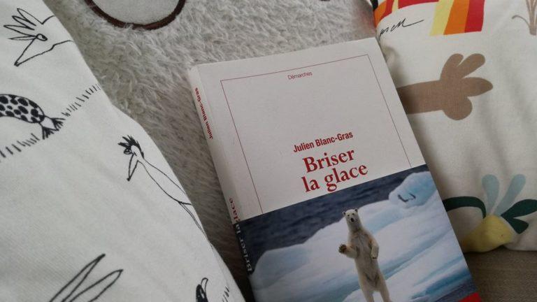 BRISER LA GLACE, Julien Blanc-Gras, éditions Paulsen