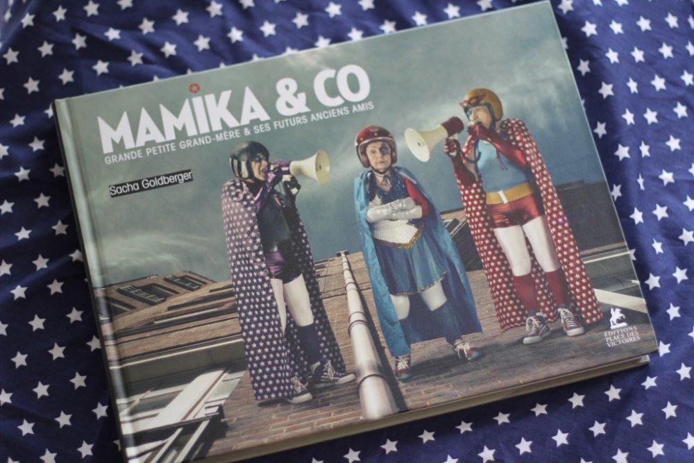 MAMIKA & CO, Sacha Goldberger, éditions Place des Victoires