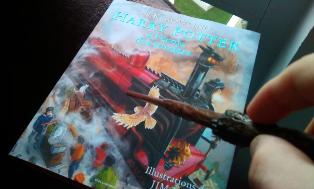 HARRY POTTER A L'ÉCOLE DES SORCIERS, J.K Rowling & Jim Kay, éditions Gallimard Jeunesse