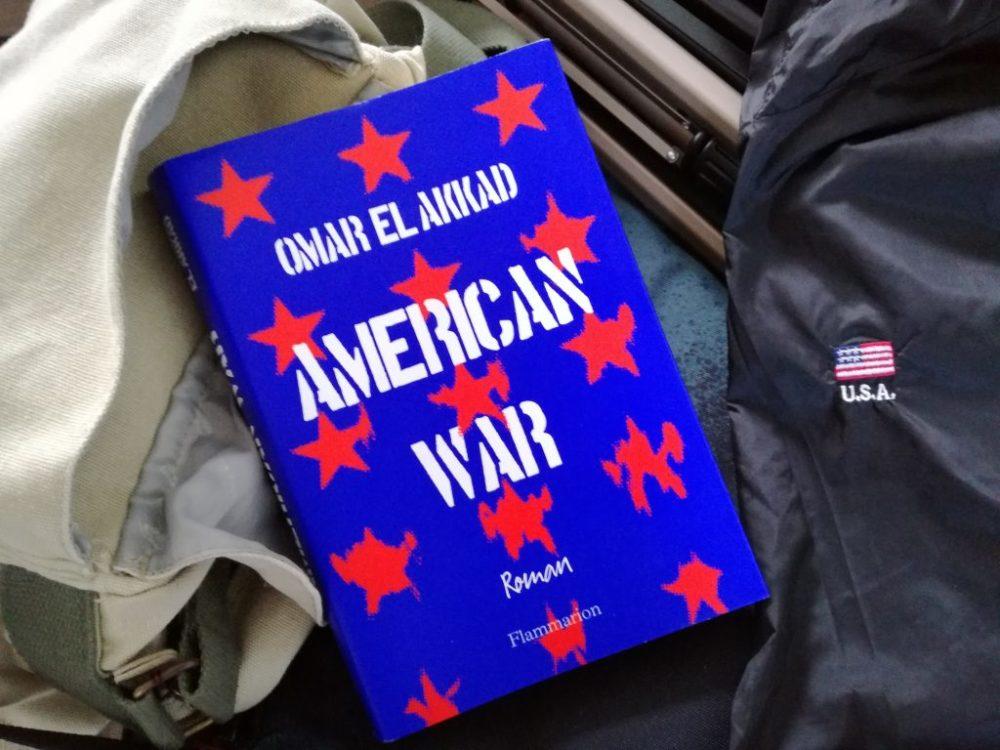 AMERICAN WAR, Omar El Akkad, éditions Flammarion