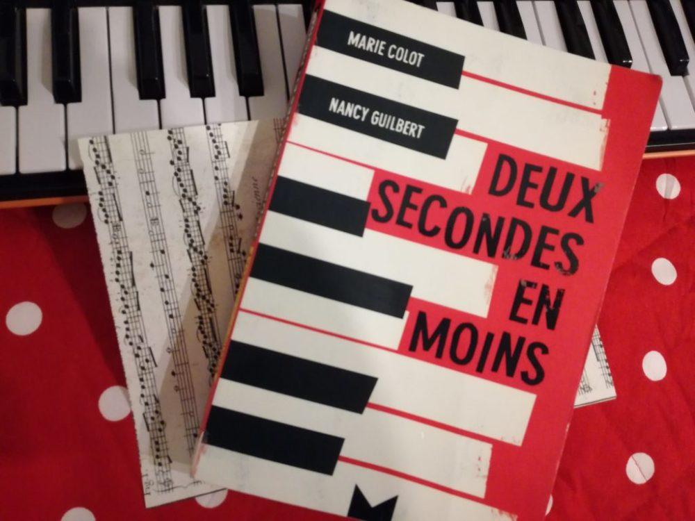 DEUX SECONDES EN MOINS, Marie Colot & Nancy Guilbert, éditions Magnard