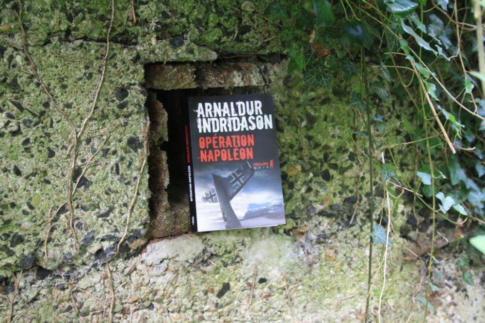 OPÉRATION NAPOLÉON, Arnaldur Indridason, éditions Métailié,