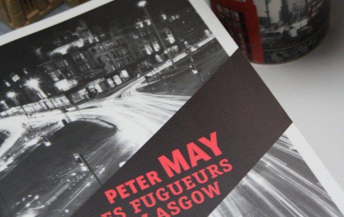 LES FUGUEURS DE GLASGOW, Peter May, éditions du Rouergue