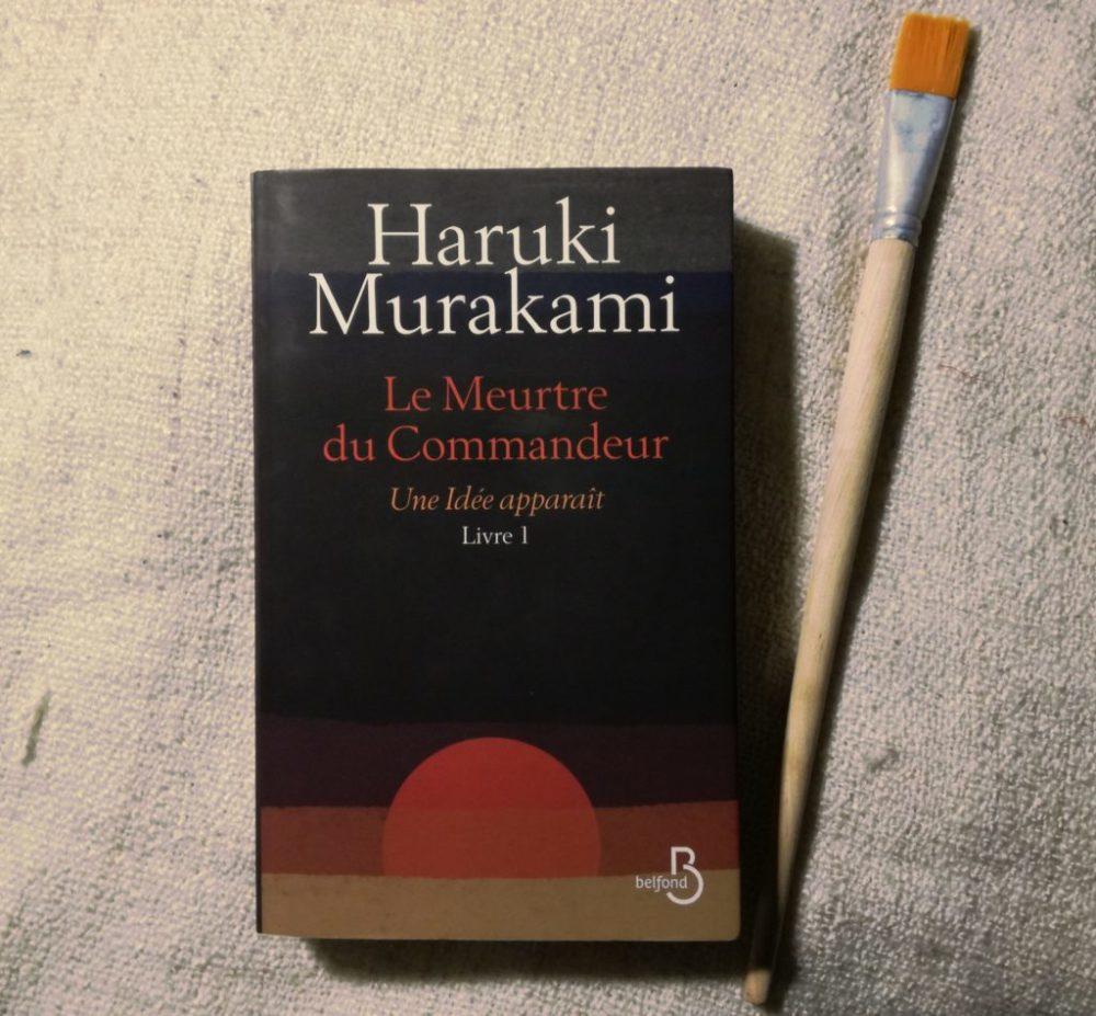 LE MEURTRE DU COMMANDEUR, Haruki Murakami, éditions Belfond