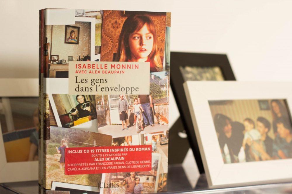 LES GENS DANS L'ENVELOPPE, Isabelle Monnin,éditions JC Lattès