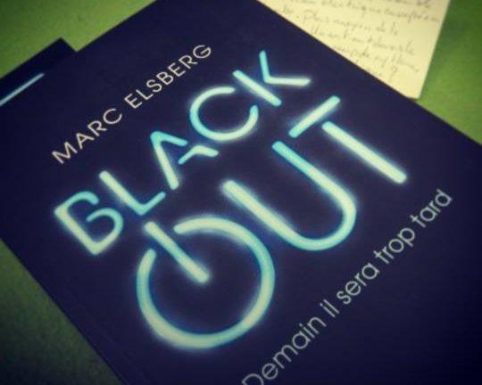 BLACK OUT, Marc Elsberg, éditions Piranha