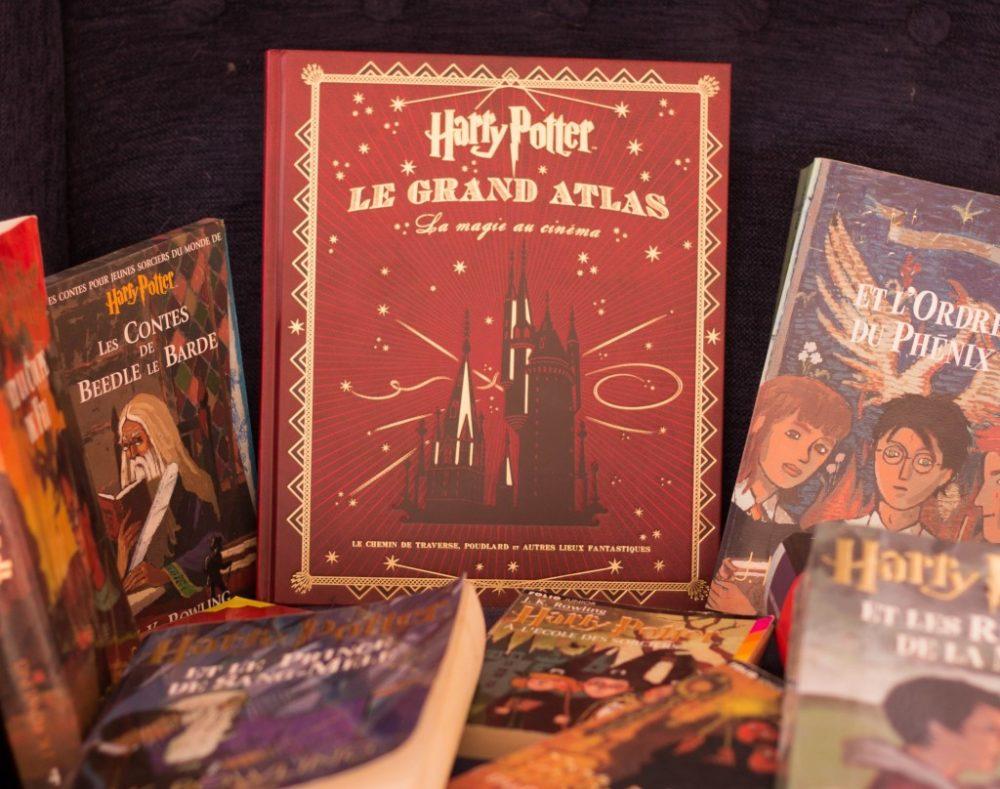 LE GRAND : ATLAS HARRY POTTER, Collectif d'auteurs, éditions Huginn et Munnin
