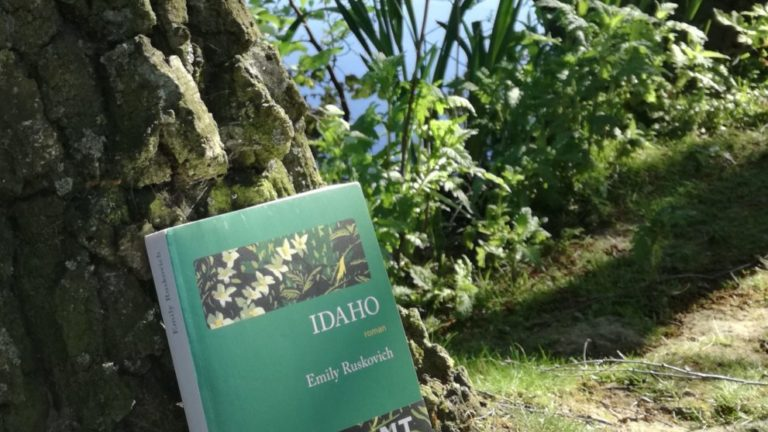 IDAHO, Emily Ruskovich, éditions Gallmeister