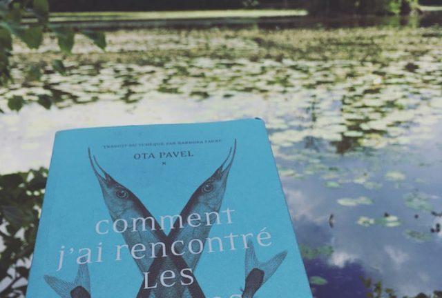 COMMENT J'AI RENCONTRE LES POISSONS, Ota Pavel, éditions Do