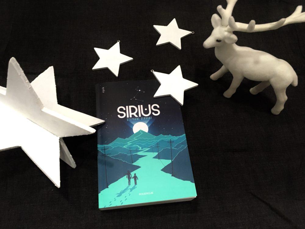 SIRIUS, Stéphane Servant, éditions Le Rouergue