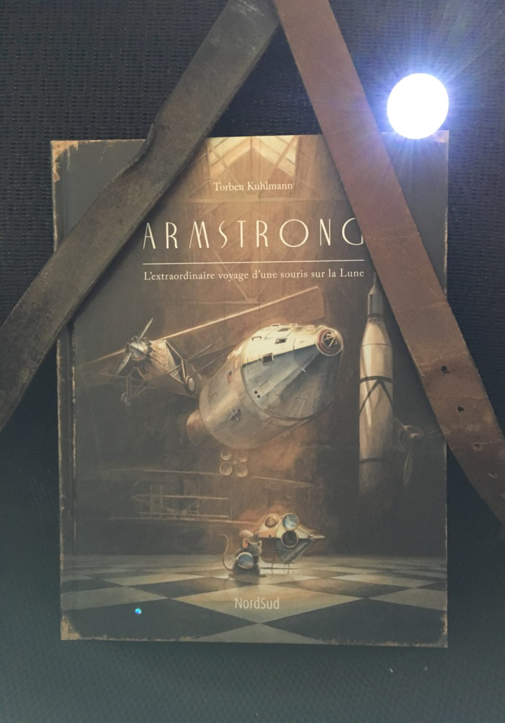 ARMSTRONG, Torben Kuhlmann, éditions NordSud