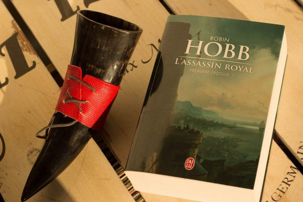 L'ASSASSIN ROYAL, Robin Hobb,éditions J'ai Lu