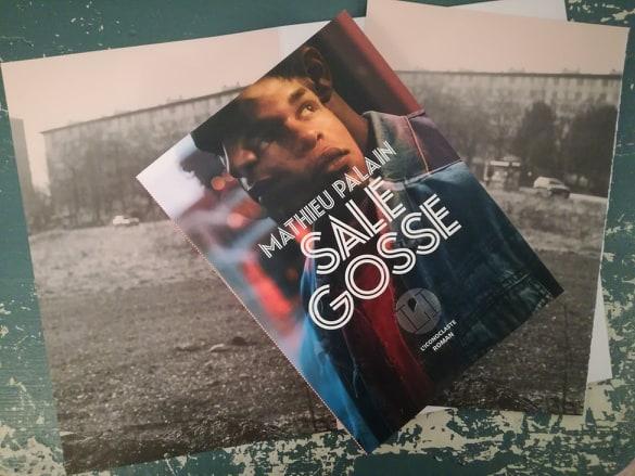 SALE GOSSE, Mathieu PALAIN, éditions L'Iconoclaste