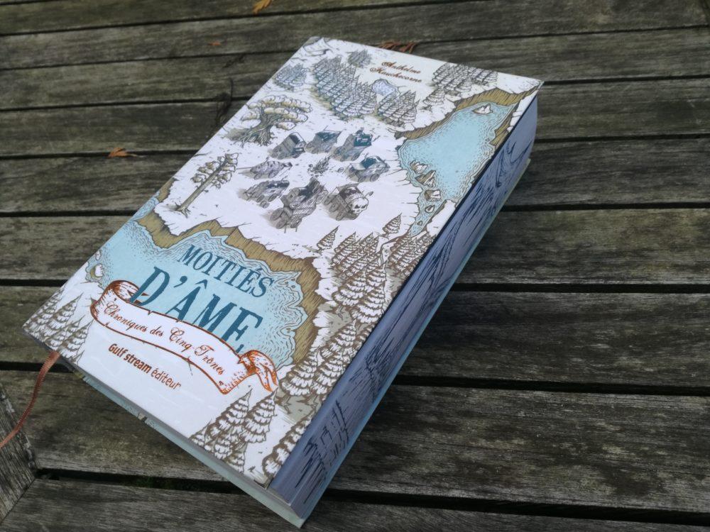 MOITIÉS D'ÂME, Anthelme Hauchecorne, éditions Gulf Stream
