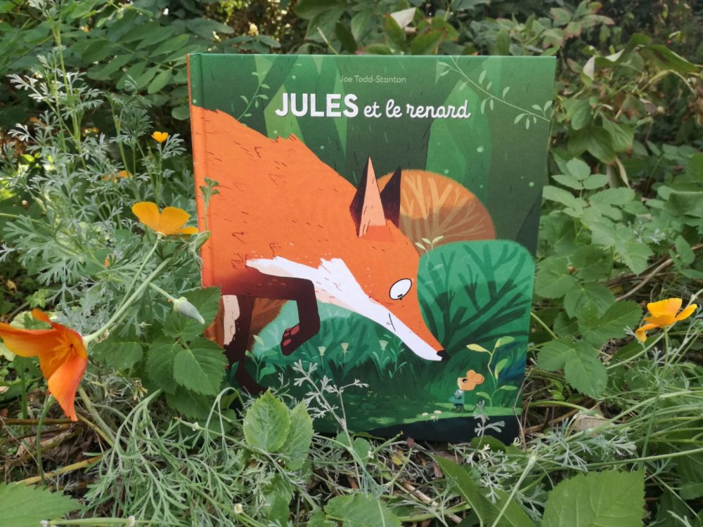 JULES ET LE RENARD, Joe Todd-Stanton, Éditions École des Loisirs