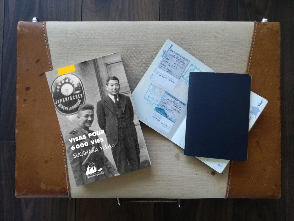 VISAS POUR 6000 VIES, Yukiko Sugihara, éditions Picquier