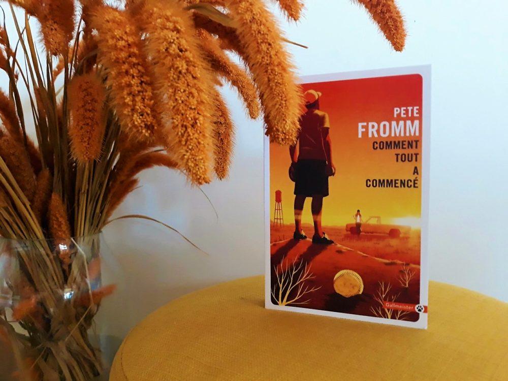 COMMENT TOUT A COMMENCÉ, Pete Fromm, Éditions Gallmeister