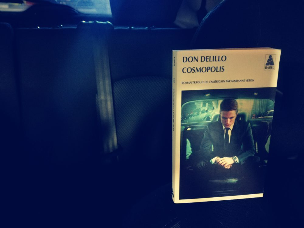 COSMOPOLIS, Don Delillo, éditions Actes Sud
