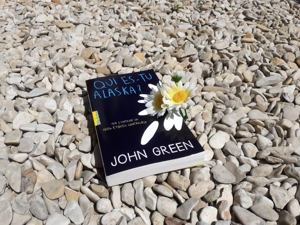 QUI ES-TU ALASKA ?, John Green, éditions Gallimard