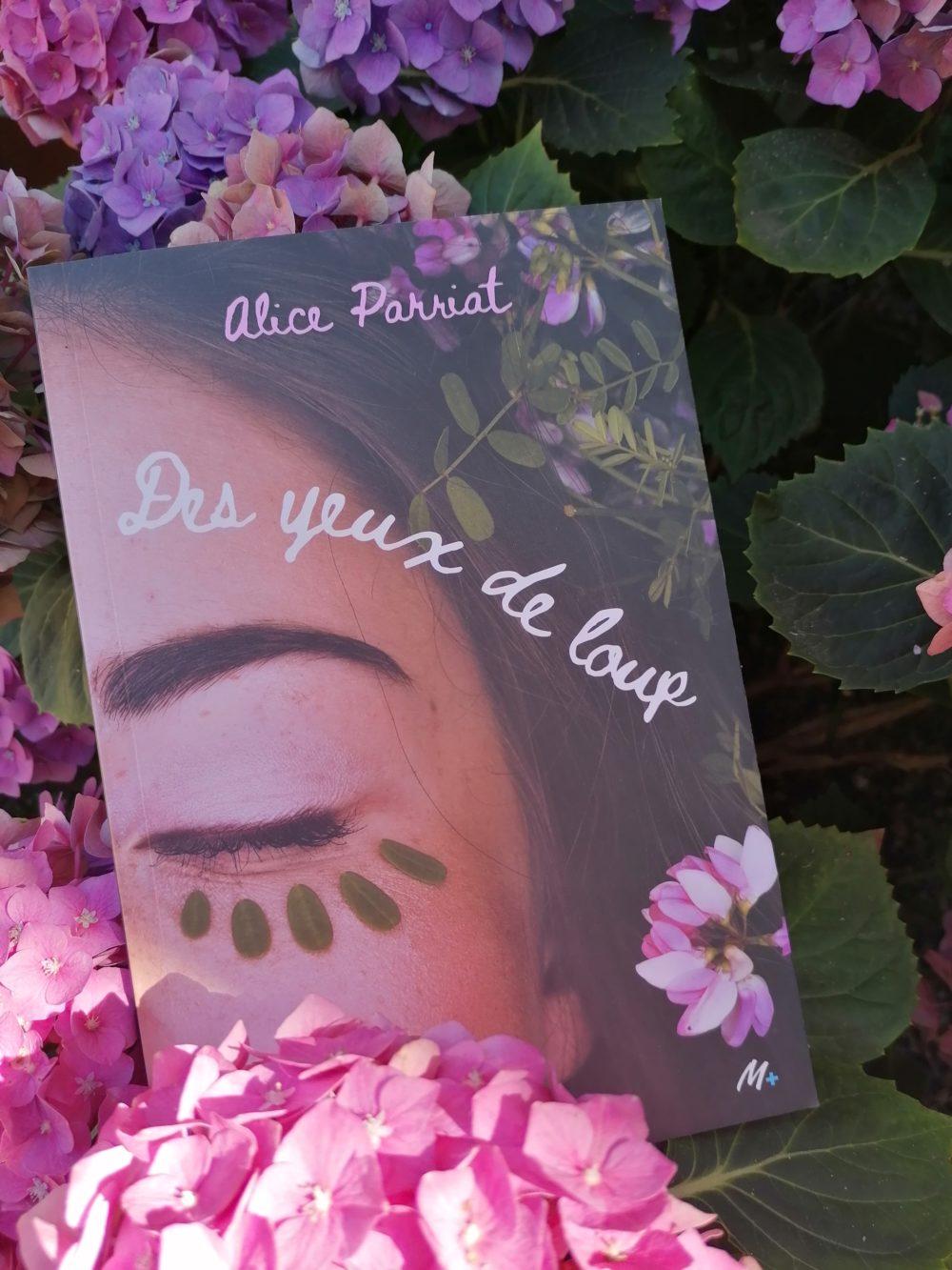 DES YEUX DE LOUP, Alice Parriat, éditions École des loisirs