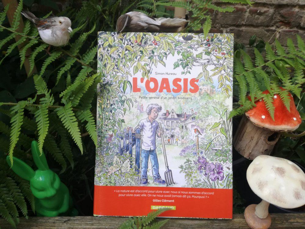 L'OASIS, Simon Hureau, éditions Dargaud