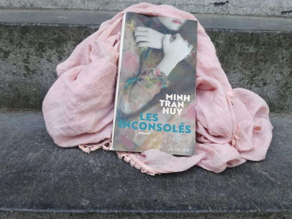 LES INCONSOLÉS, Minh Tran Huy, Éditions Actes Sud