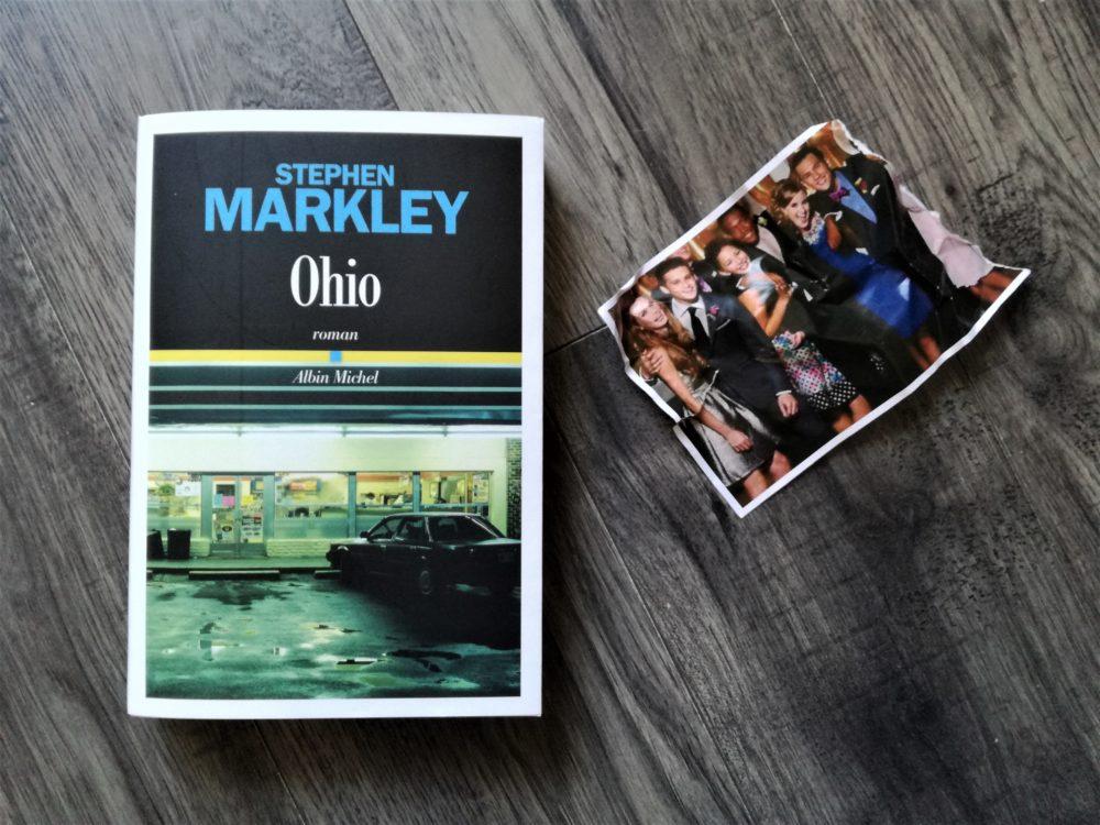 OHIO, Stephen Markley, éditions Albin Michel