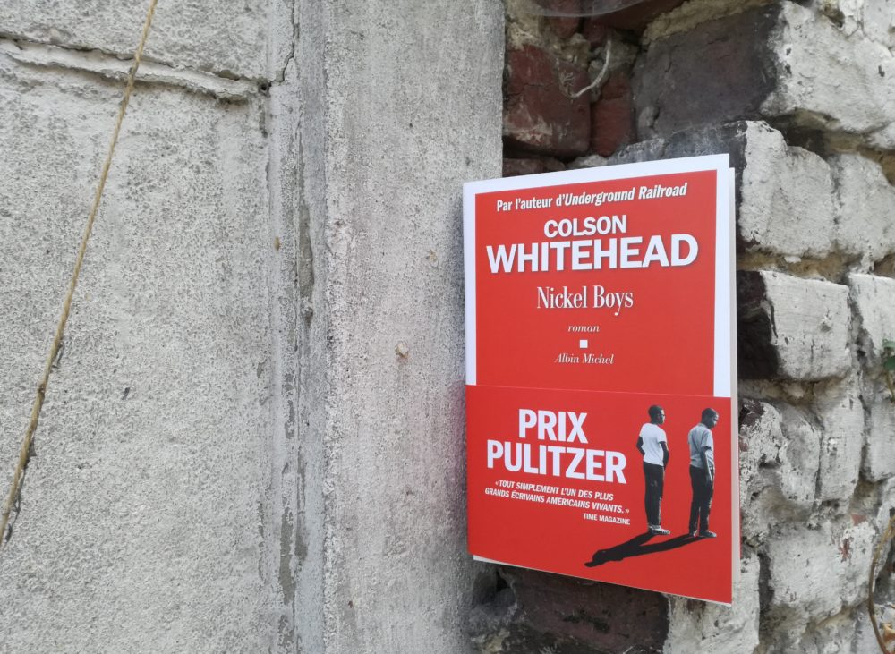 NICKEL BOYS, Colson Whitehead, éditions Albin Michel
