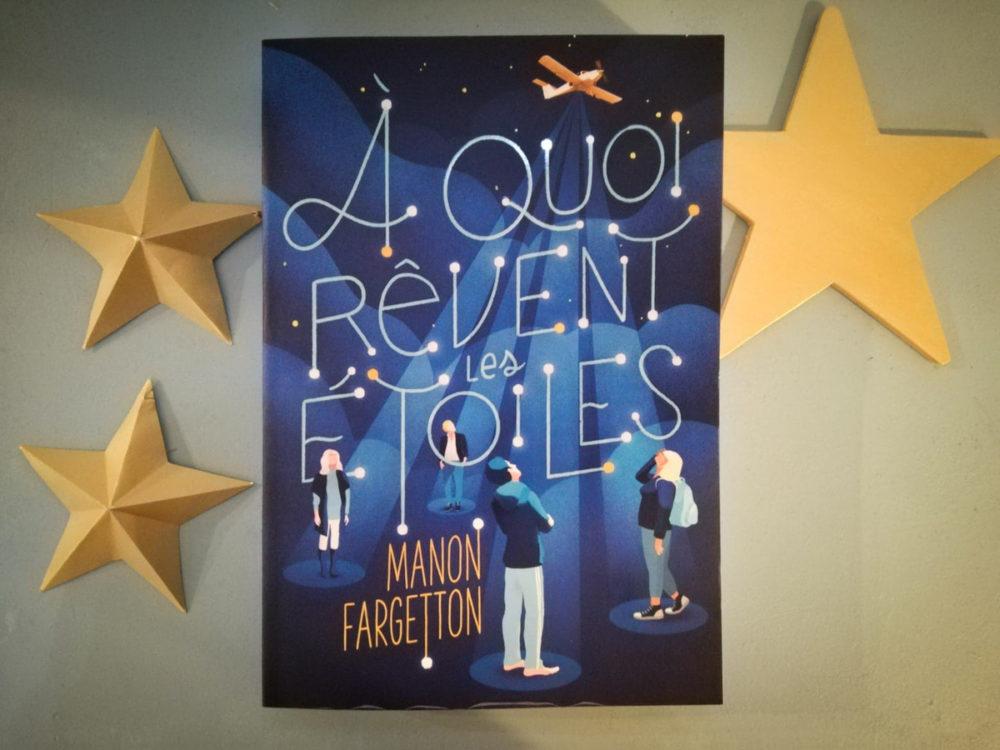 À QUOI RÊVENT LES ÉTOILES ?, Manon Fargetton, éditions Gallimard Jeunesse