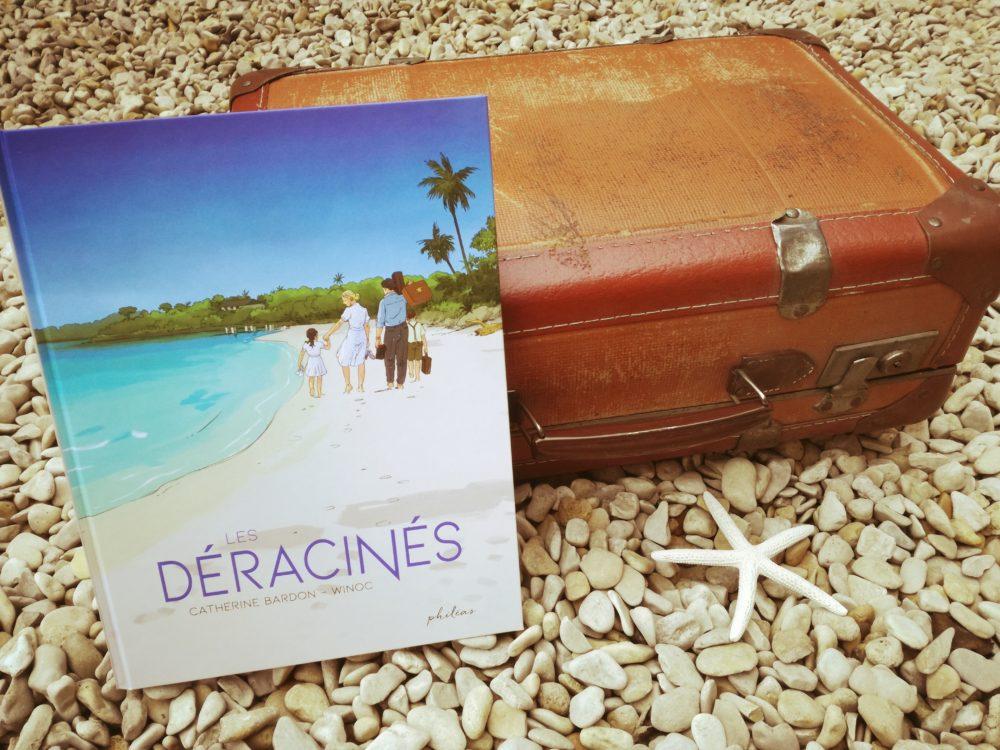 LES DÉRACINÉS, Winoc, Éditions Philéas