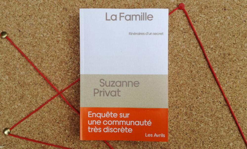 LA FAMILLE, Suzanne Privat, éditions Les Avrils